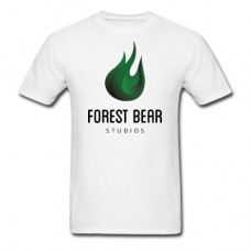 Forest Bear Logo T-Shirt (Black Text)