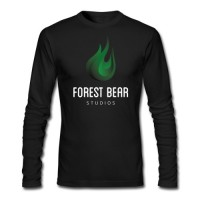Forest Bear Logo Long Sleeve