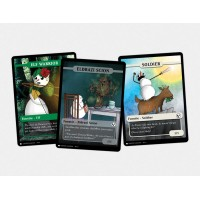 Second Edition Foostie Token Packs